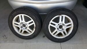 New Tires 185/55/15