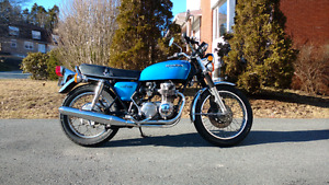 Beautiful 1976 Honda CB 550F for trade