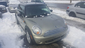 MINI Cooper - 118,000km, no accidents