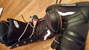 SIMS Jr 5.5 Snowboard boots Cambridge Kitchener Area image 3