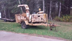 Bandit 200 Wood Chipper