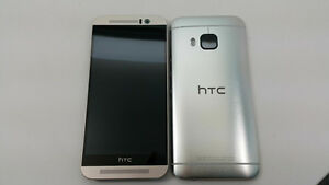 NEW CONDITION HTC ONE M9 UNLOCKED SILVER 32GB
