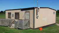 Used 24x32 Portable Classroom Building only $12,500 Delivered!