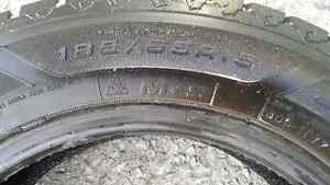 GOOD YEAR NORDIC WINTER TIRES West Island Greater Montréal image 4