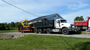 2004 Mack granite cv713 roll off