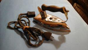 Vintage Electric Iron