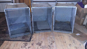 4 Dog Cages