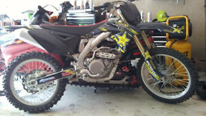 "2014 RMZ450 ""LESS THAN 1 HOUR ON IT!"""