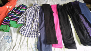 Girls clothes Size12