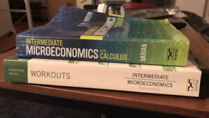 Selling Intermediate Microeconomics with Calculus by Varian