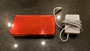 Red Nintendo 'New' 3DS XL