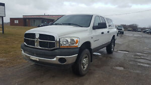 2006 Dodge Ram 2500 SLT 5.9L Turbo Diesel