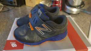 Toddler size 7 NB Shoes