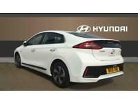 2018 Hyundai Ioniq 1.6 GDi Hybrid Premium 5dr DCT Hybrid Hatchback Auto Hatchbac