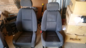 Seats for a Gmc or Chevy 2007 to 2011