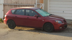 **08 Mazda 3. Needs a fuel pump. For sale or trade**