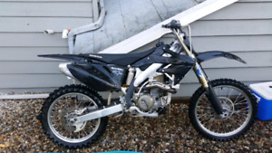 Trade 2007crf450r for any 250 2 stroke
