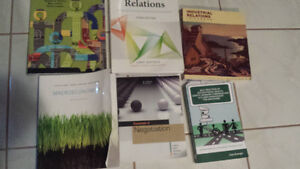 Human Resources 2nd & 3rd year used books Windsor Region Ontario image 2