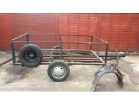 Good ideal trailer motorbikes