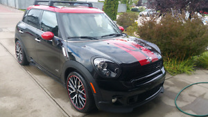 2013 MINI Cooper countryman ALL4 John Cooper Works private sale