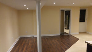 BRAND NEW - 2 BED ROOM BASEMENT APARTMENT AVAILABLE FOR RENT
