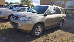 2001 Acura MDX low km SUV, Crossover