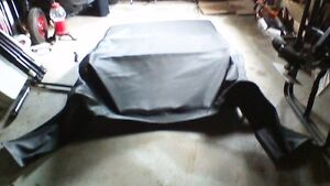 soft top for jeep wrangler jk unlimited complete with all parts Stratford Kitchener Area image 3