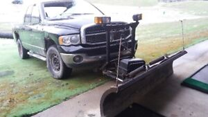 8 FEET SNOW PLOW FOR SALE