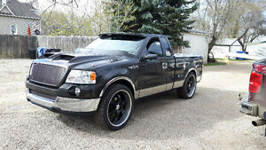 2005 Ford F-150 Xlt Safetied
