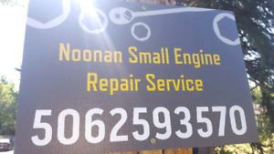 Snowblower service and repair. Free pick up and delivery