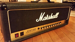 Marshall JCM900 (tete/head) 100 Watts!!!