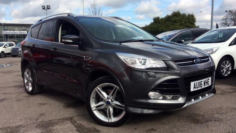 2016 ford kuga 2 0 tdci 180 titanium x sport automatic diesel 4x4 in ashton on ribble. Black Bedroom Furniture Sets. Home Design Ideas