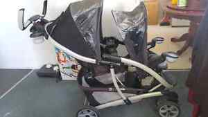 $100 OR MAKE ME A FAIR OFFER Double Stroller New Condition!
