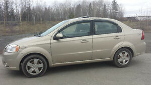 2009 Pontiac Wave Sedan