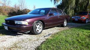 1995 Chevrolet Impala SS .Trade?