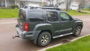 2009 Nissan Xterra Off-Road SUV, Crossover