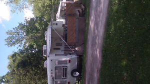 2003 29ft palomino thoroughbred 5th wheel