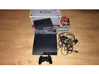 PS3 320GB Great condition, inc 12 games