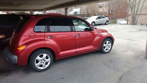 First $1100.00 Takes It!!  2001 Chrysler PT Cruiser Hatchback