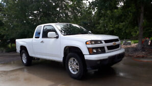 2011 Chevy Colorado LT 4x4, only 61,000 kms