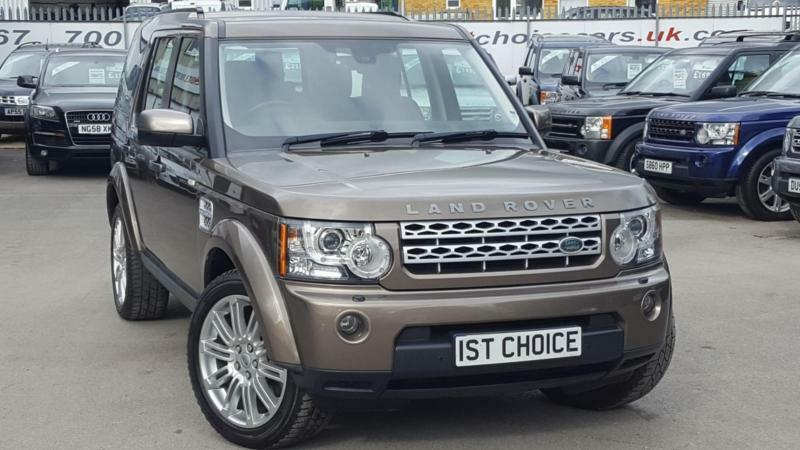 2011 Land Rover Discovery 4 Sdv6 Hse Lovely And Striking Nara Bronze