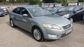 FORD MONDEO AUTOMATIC 2.0 TDCI TITANIUM X 4DR 2007 / DONE 89K MILES / HPI CLEAR