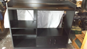 "black 49"" entertainment cabinet"