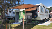1978 Viscount Tourer PopTop Caravan Mooloolah Valley Caloundra Area Preview