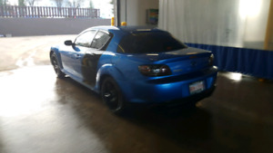 2004 Mazda RX8 for sale -$7500 firm-