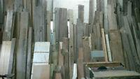 Planche de bois de grange