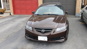 04 Acura TL A-Spec dynamic package