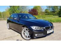 2013 BMW 320d 3 Series Saloon Luxury Individual 1 Owner Full BMW S.History