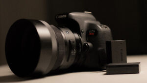 Canon T7I !! Best Deal!