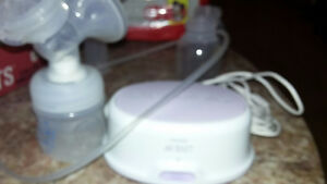 Philips Avent single breast pump